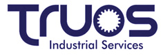 Truos factory for industrial services logo